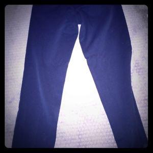 Black woman's dress pants